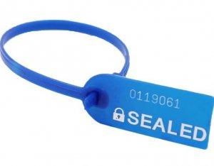 Plastic ring seal FL-220 for trucks and trailers